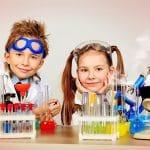 סדנת מדעים להורים וילדים - אאוריקה פארק